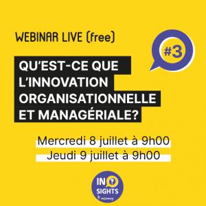 innovation organisationnelle à Paris