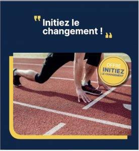 initiez le changement
