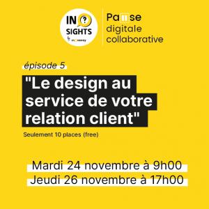 le design au service de la relation client